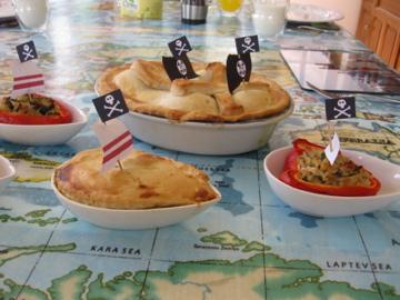 Pirate food