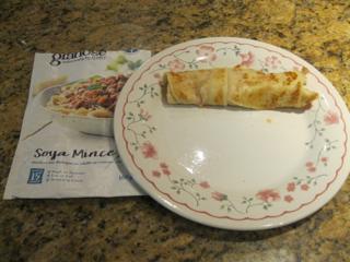 soya stuffed pancake