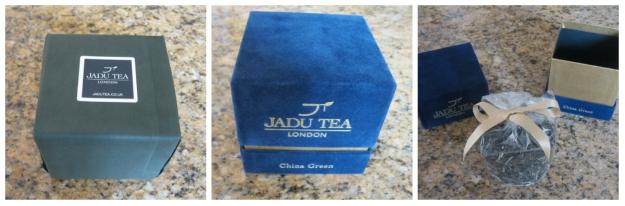 Jadu tea