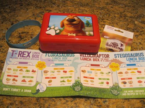 Flora Lunchbox Challenge