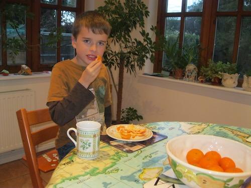 Chilean Easy Peelers Oranges